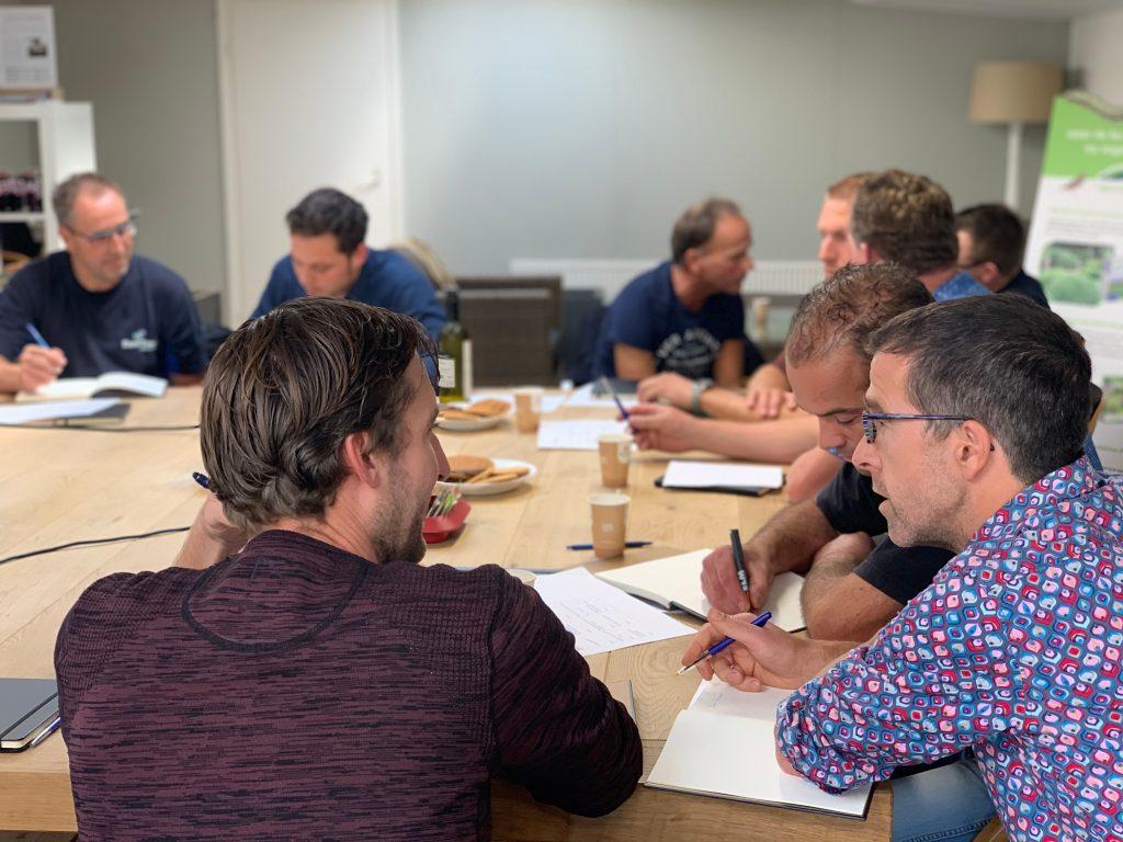 TOP Ondernemerschap Programma Kwekerij - Ondernemerschap Academy Rabobank LTO Scholingsconsulenten Boomkwekerij